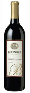 Beringer Cabernet Sauvignon 750ml - Case of 15